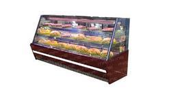 彩虹蛋糕展示柜