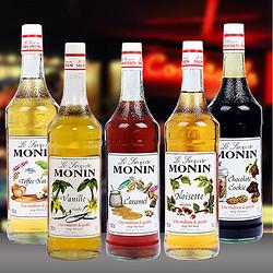莫林MONIN风味糖浆
