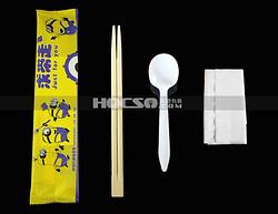 可定制批发一次性筷子件套