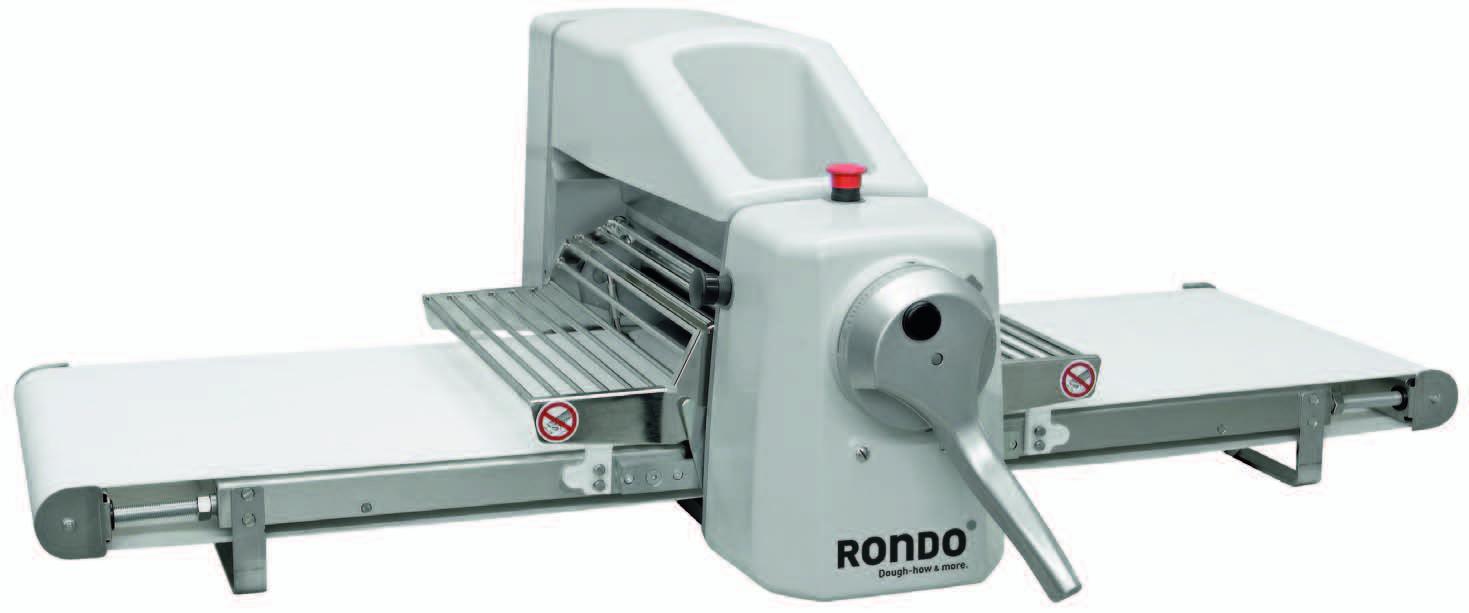 RONDO桌上型压面机STM5303