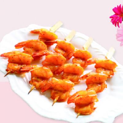 奥尔良风味虾串