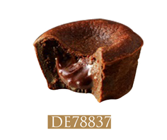 黛丽芳斯巧克力熔岩蛋糕