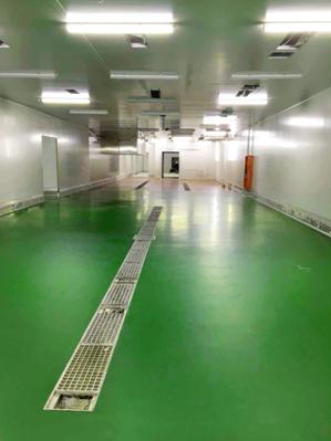 工业地板规划施工