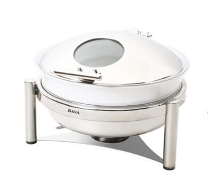 镁瓷系可视圆形餐炉
