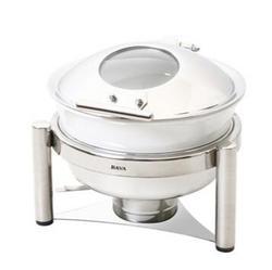 镁瓷系可视圆形小餐炉