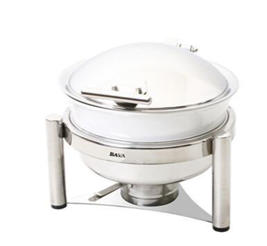 镁瓷系圆形小餐炉