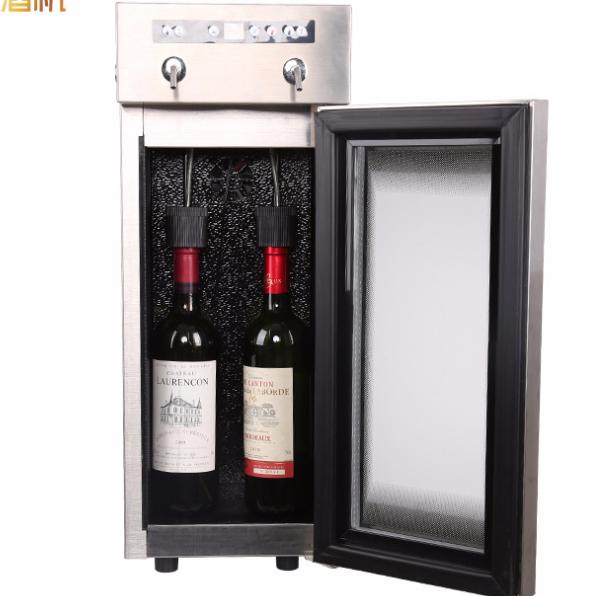 两支装红酒分酒杯保鲜机