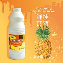 菠萝综合浓缩浆