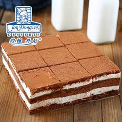 特制提拉米苏蛋糕