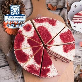 红丝绒乳酪蛋糕
