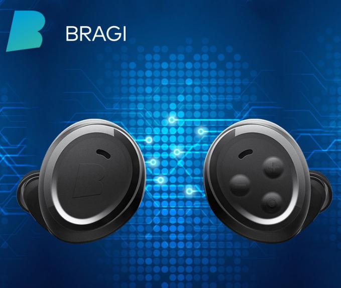 德国Bragi The Headphone 无线蓝牙