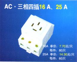 DZ47型模数化插座