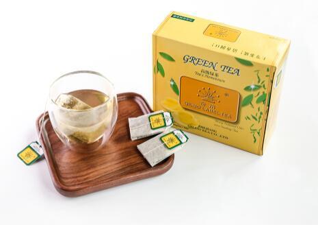 奇洛自有品牌----奇洛高级袋泡绿茶