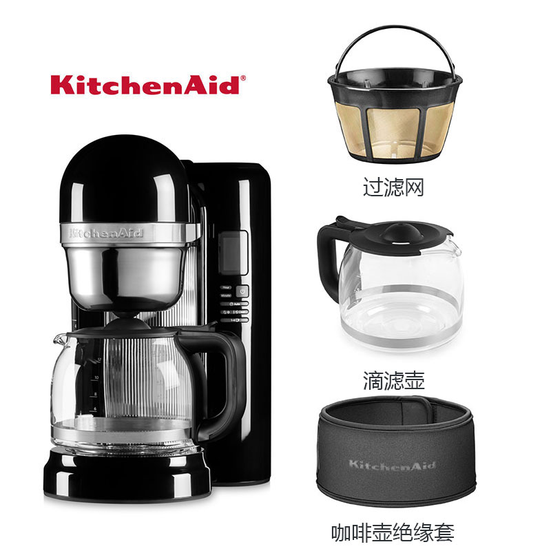 kitchenaid-滴滤式咖啡机