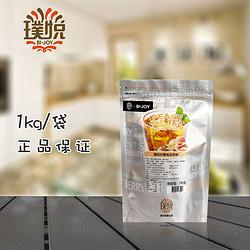 璞悦韩国进口水蜜桃冰茶粉1kg