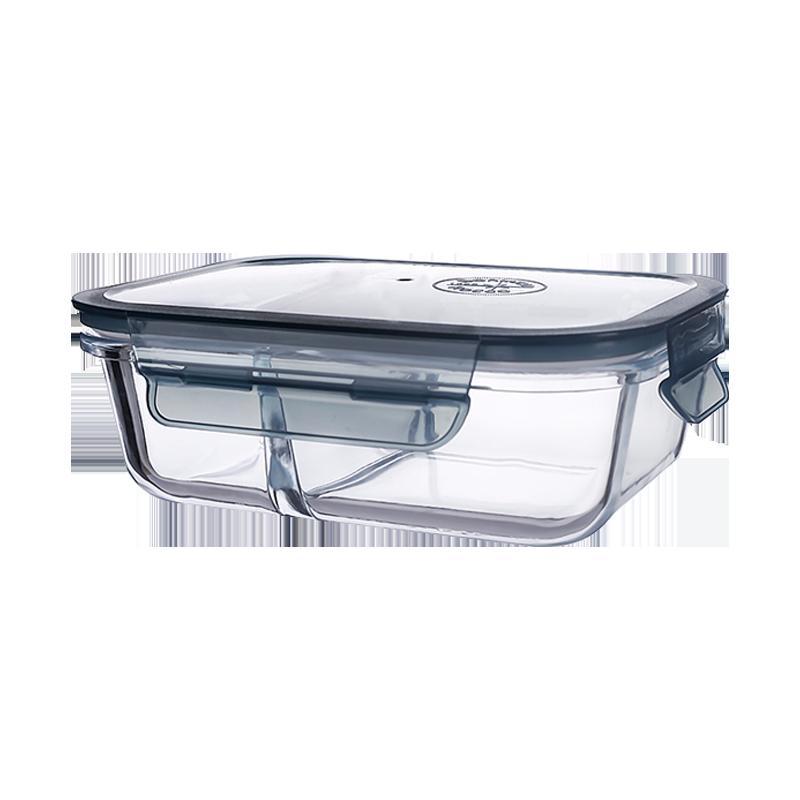 BR lunch box密封分隔饭盒 碗盘