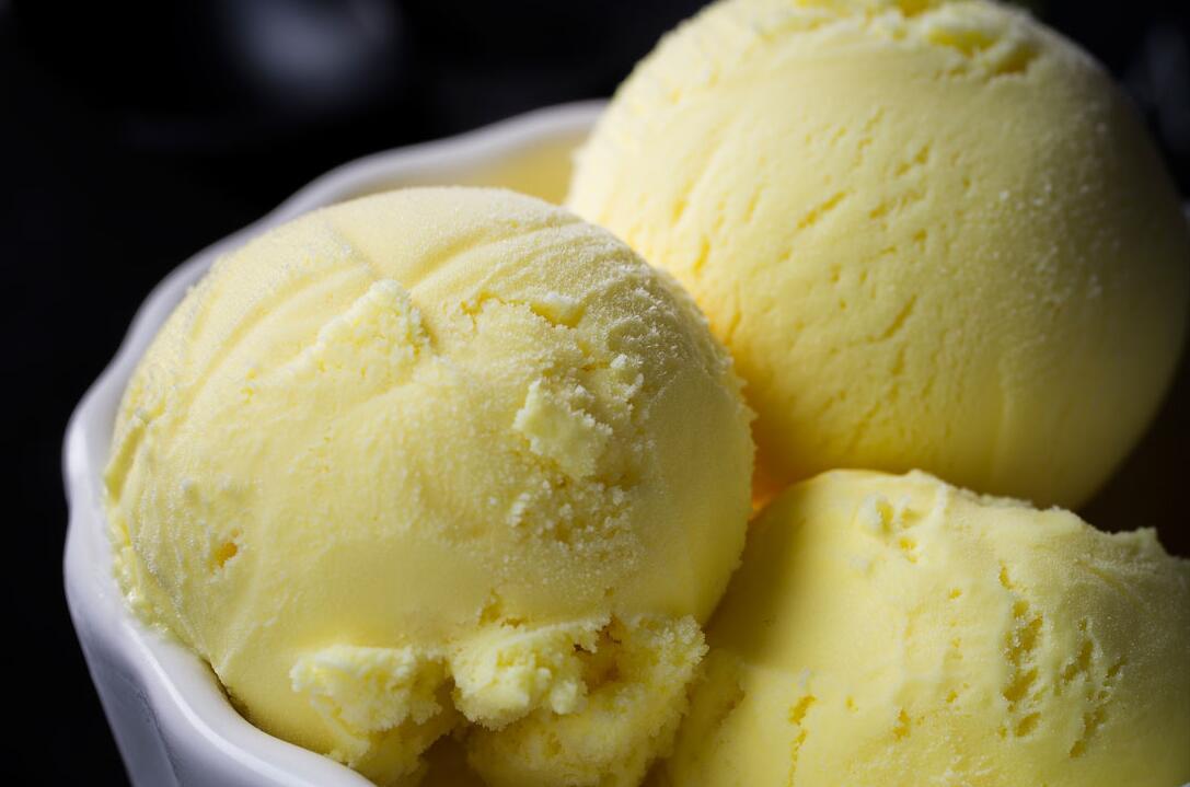 冰淇淋系列 香草