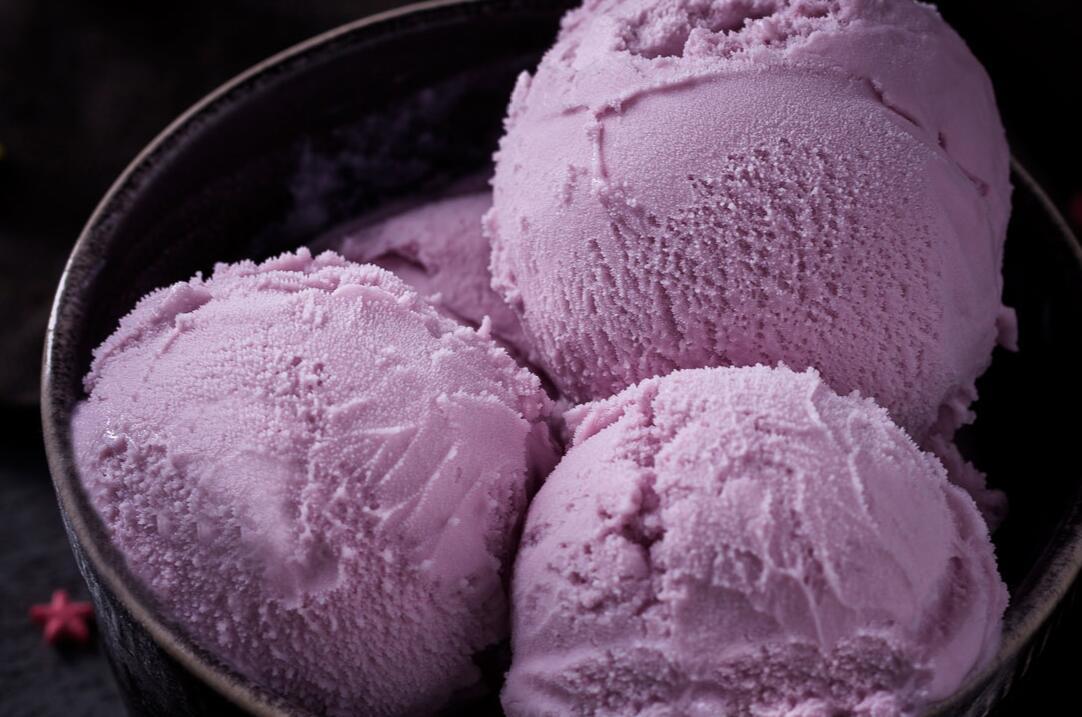 冰淇淋系列 香芋