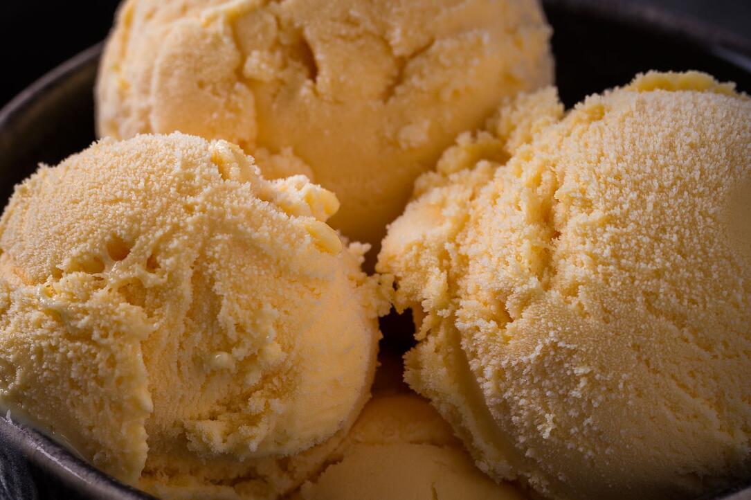 冰淇淋系列 芒果