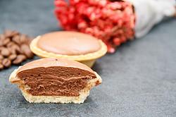 巧克力芝士挞