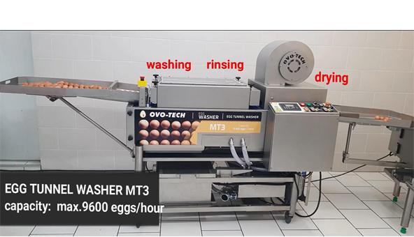 OVO-TECH洗蛋机