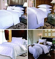 酒店床品-套件系列