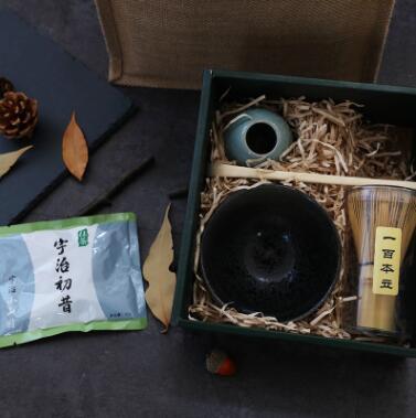 抹茶粉礼盒装5件套