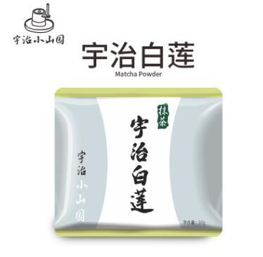 宇治白莲抹茶