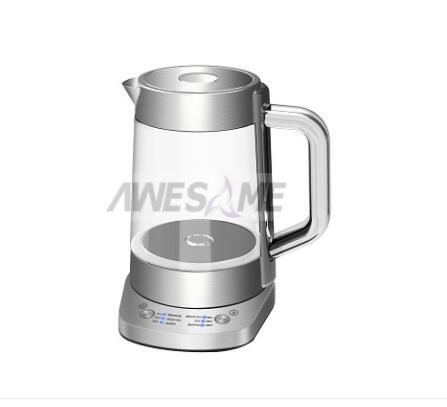 玻璃水壶  Glass Kettle 1.5L AS-21213