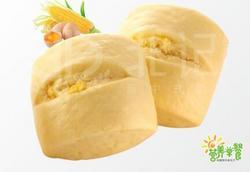 鸡蛋玉米馒头