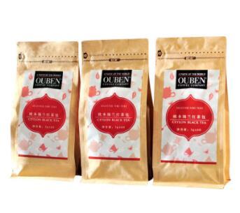 欧本锡兰红茶包3g*60袋