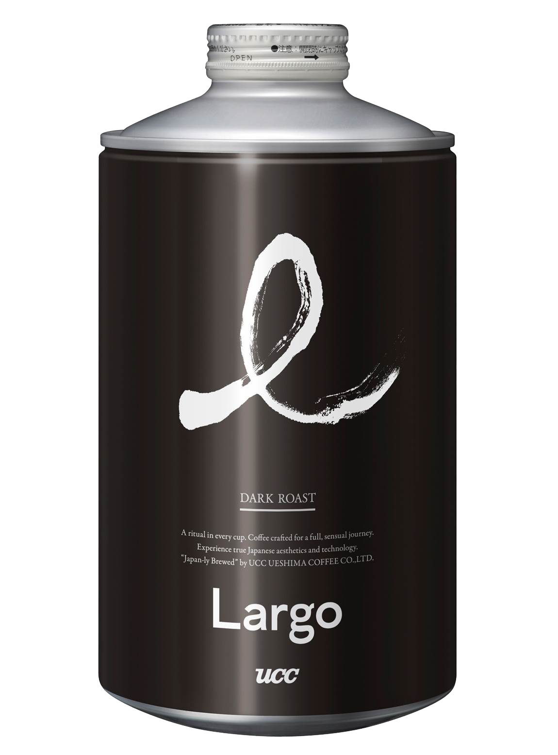 UCC Largo DARK ROAST
