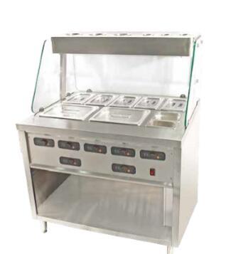 电磁炉餐车