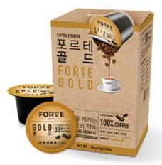 FORTE金牌咖啡 GOLD CAPSULE