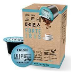 FORTE爱丽斯咖啡 IRIS CAPSULE