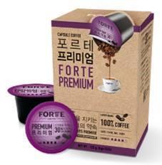 FORTE特色咖啡 PREMIUM CAPSULE