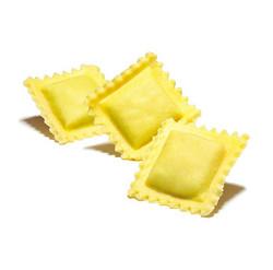 奇米尼乳酪菠菜饺子