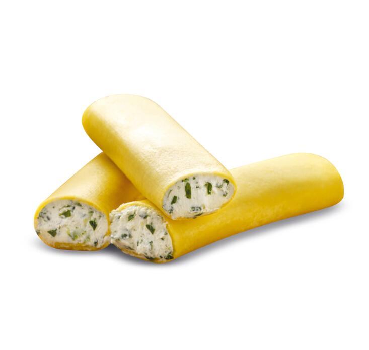 奇米尼乳酪菠菜卷