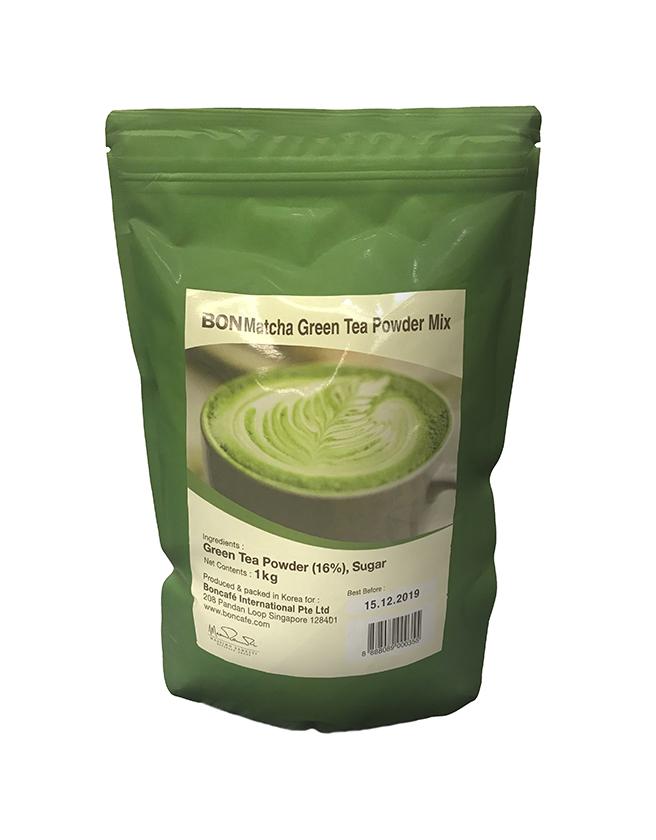 BonMatcha韩国绿茶粉