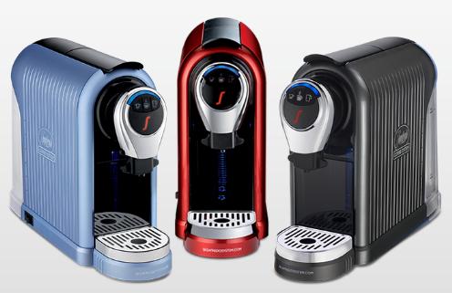 Segafredo -- Espresso 1 Plus胶囊咖啡机