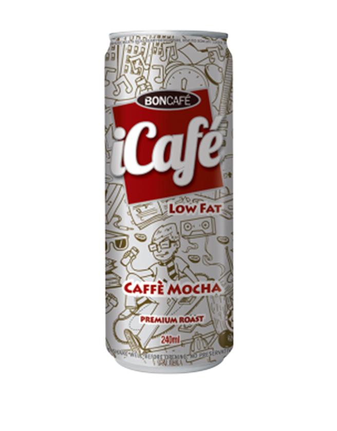 BONCAFÉ 罐装即饮咖啡