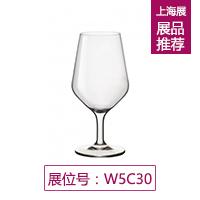 依莱特高脚杯(水晶) 19 厘升