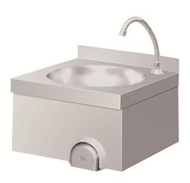 Hand sink 膝推式挂墙洗手池