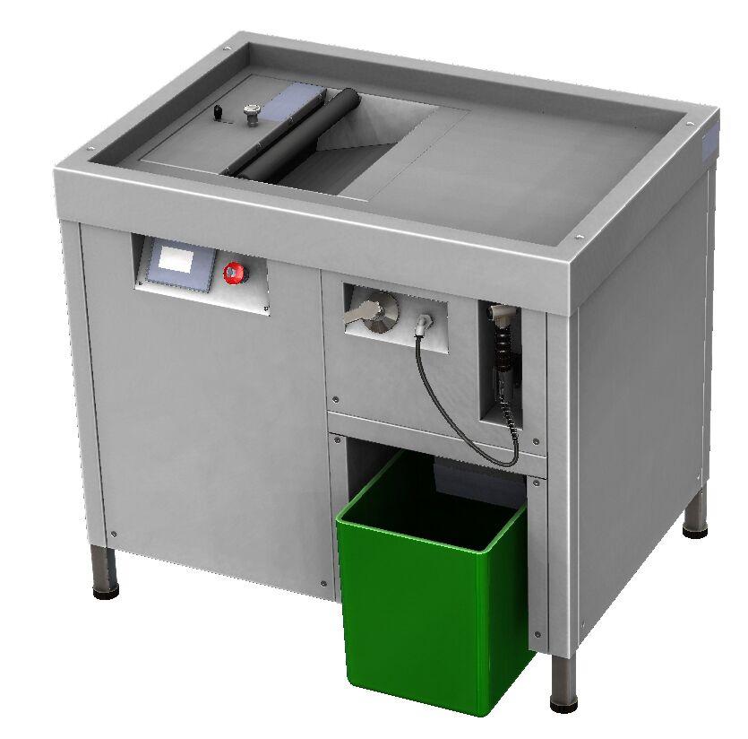 一体式餐厨垃圾处理器SC1B