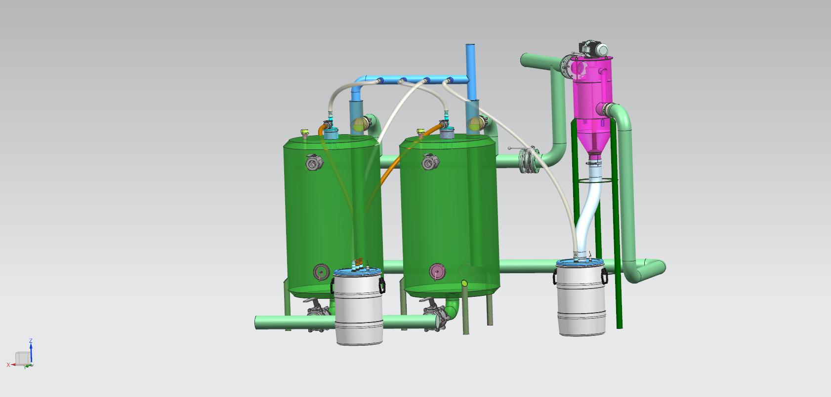 模块化油水分离器