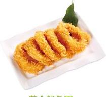 黄金鱿鱼圈