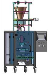 KL-S型 双物料自动包装机
