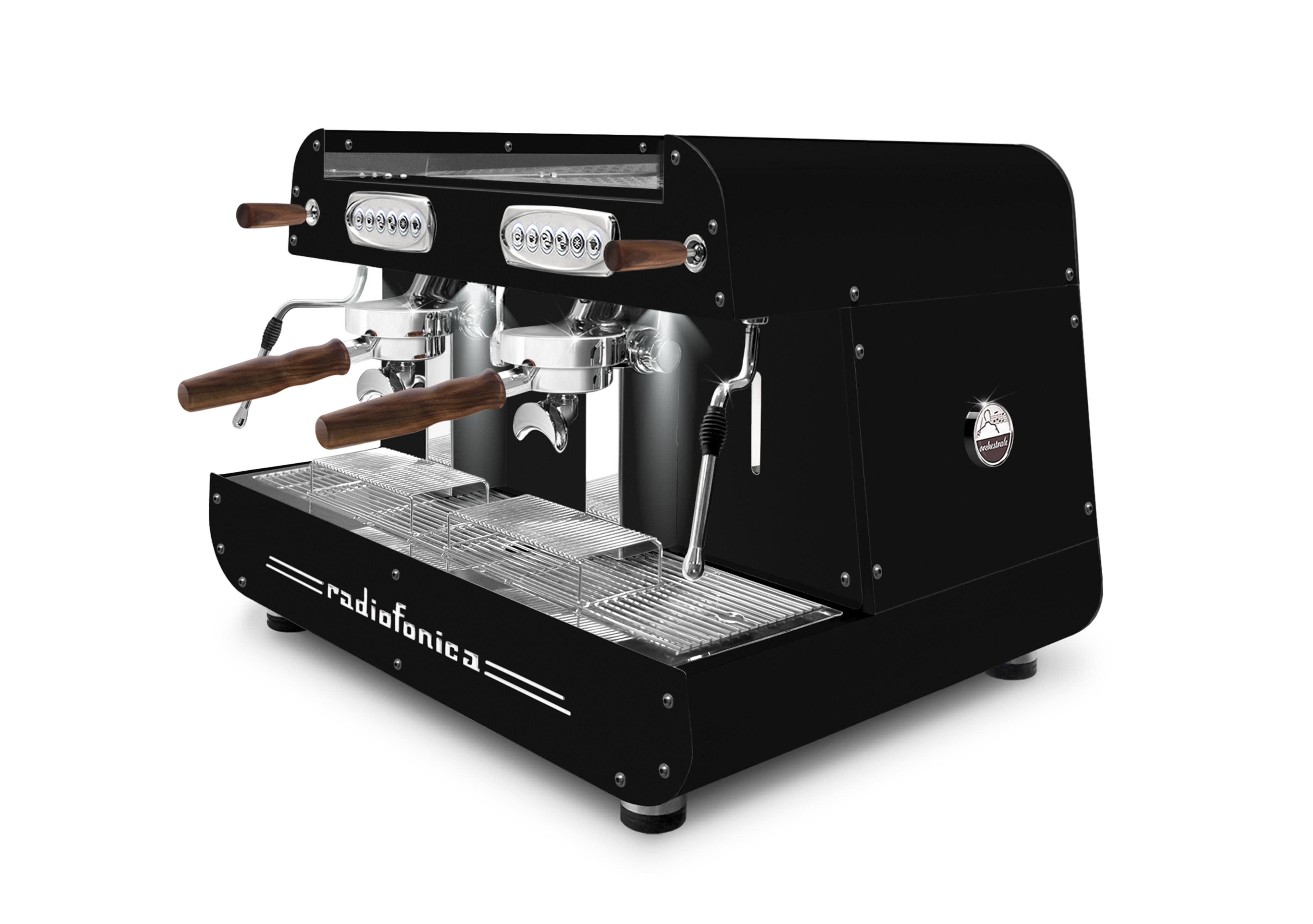 RADIOFONICA 2gr 自动咖啡机