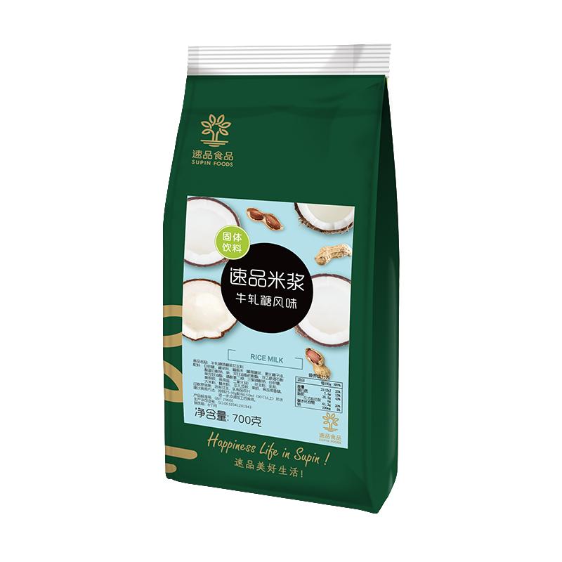 牛轧糖味椰浆花生粉