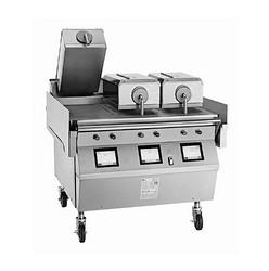 L810自动双面煎炉